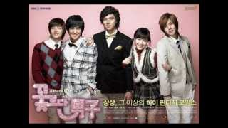 Boys over flower  violin by dong yo
