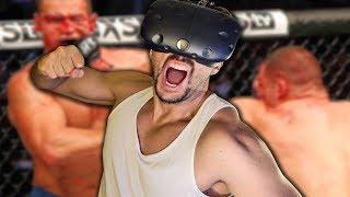 SIMULADOR DE PARTIR PIERNAS EN REALIDAD VIRTUAL | Drunkin Bar Fight (HTC VIVE)