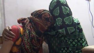 मां ने करवाया बेटी का गैंगरेप, मीडिया के सामने फूट-फूटकर रोई पीड़िता