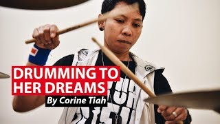 Drumming to Her Dreams | CNA Insider
