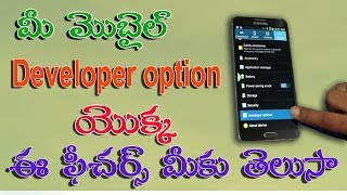Mobile Developer Option FEATURES That You Never Know!   Developer Option in Mobiles   Net India