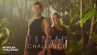 The Legend of Tarzan - #TarzanChallenge Week 3 (Full Body and Arms)