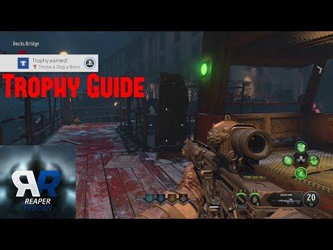 Xxx Mp4 Throw A Dog A Bone Trophy Guide Call Of Duty Black Ops 4 3gp Sex
