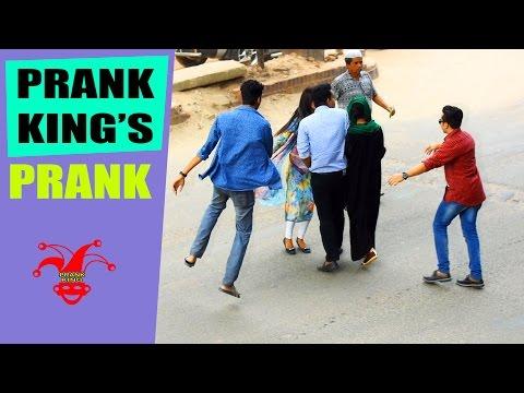 Bangla Prank | Use Over bridge | Bangladeshi Social Awareness Funny Prank | Prank King Entertainment