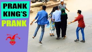 Bangla Prank | Use Over bridge | Bangladeshi Social Awareness Funny Prank | Prank King Entertainment