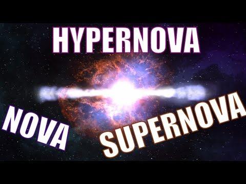 Xxx Mp4 Nova Supernova Hypernova Simulated And Explained 3gp Sex