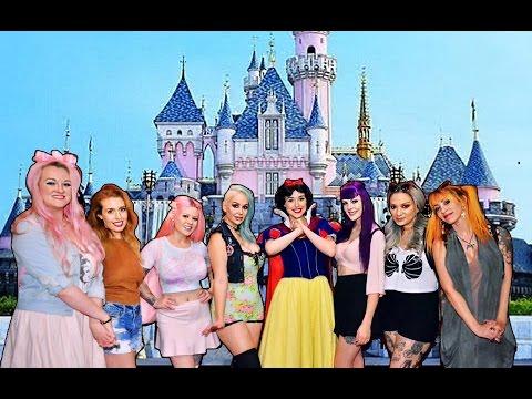 A day at Disneyland!
