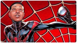 SPIDER-MAN FILM 2018 mit Miles Morales? Film News