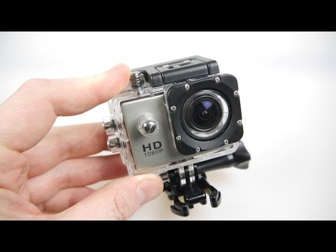 SJ4000 HD Action Camera Review - (2014 Video - Old model - read description)