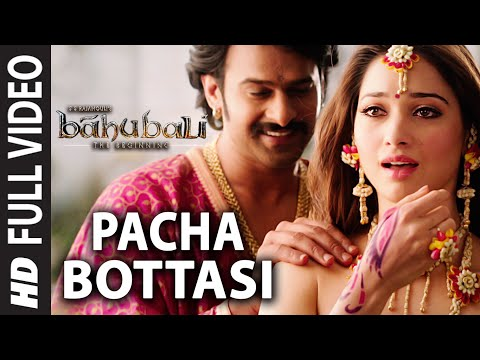 Xxx Mp4 Pacha Bottasi Full Video Song Baahubali Telugu Prabhas Rana Anushka Tamannaah Bahubali 3gp Sex
