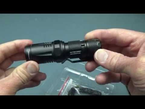 Xxx Mp4 Nitecore EA11 900 Lumen Flashlight AA 14500 Battery Wow 3gp Sex