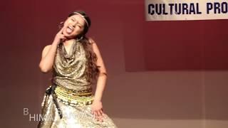Hot Nepali dance Lachkine kammar mero.