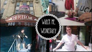 Return To The Bristol Hippodrome!   Watch Me, Wednesday!