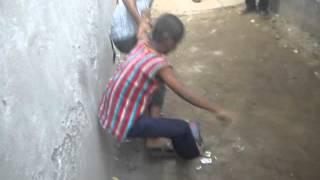 Bangladeshi wwe little boy