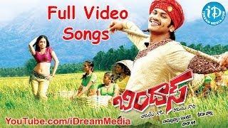 Bindaas Movie Songs | Bindaas Full Video Songs | Manoj Manchu | Sheena Shahabadi