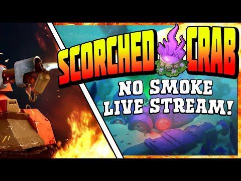 JULY Scorched Crab (HQ13 - NO Smoke) Boom Beach LIVE Stream