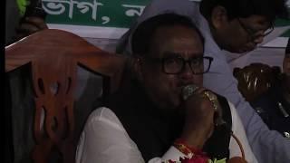 ধান ও চাল কেনার উদ্বোধনে খাদ্যমন্ত্রী সাধন মজুমদার-Food Minister Sadan Majumder