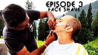 World's Greatest Head Massage 30 - Baba the Cosmic Barber & ASMR Barber