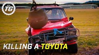 Killing a Toyota Part 1 | Top Gear | BBC