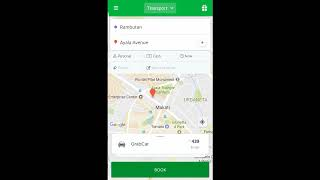 Grab rider app how to use exact location philippines