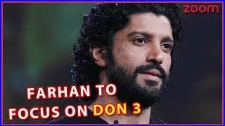 Farhan Akhtar Shifts Focus On