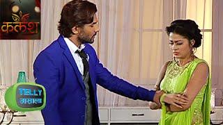 Devika's Life In DANGER! What Will Ravi Do? | Kalash | Life OK | On Location