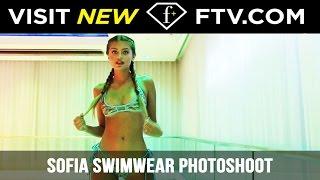 Sofia Swimwear Photoshoot 2016  | FTV.com