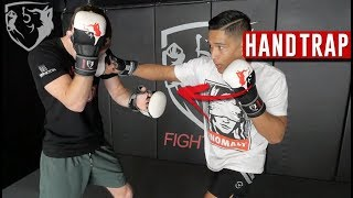Hand-Trapping: Creating Angles & Openings in MMA