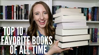 TOP 10 FAVORITE BOOKS OF ALL TIME