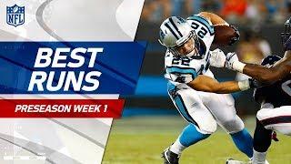 Best Runs of Week 1 | NFL Preseason Highlights