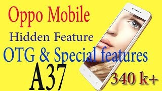 oppo a37 mobile features