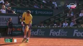2015 Roland Garros Doubles Final Dodig Melo vs Bryan Bryan French Open