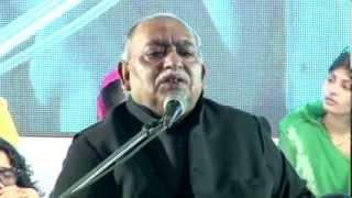 Munawwar Rana in Bhiwandi Mushaira organised by Ta