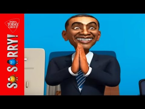 Xxx Mp4 Modi Sings America Se Aaya Mera Dost Welcomes Obama 3gp Sex