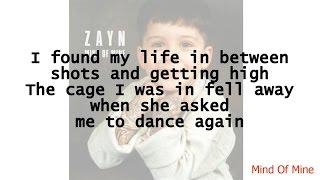 Zayn - BRIGHT Lyrics
