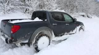 Bf goodrich t/a KO2 mitsubishi snow performance