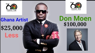 No Ghanaian Gospel Artist Should Take Less Than $25,000 To Perform On GHANA@60 Stage - Cwesi Oteng