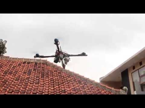 Xxx Mp4 RC Timer 40amp BL Heli Test With Naza M Lite For Aerial Videography 3gp Sex