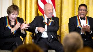 Billy Joel, Santana, Shirley MacLaine, Herbie Hancock and Martina Arroyo Honored by President Obama