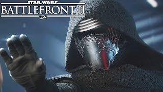 Star Wars Battlefront 2 All Boss Fights & Endings