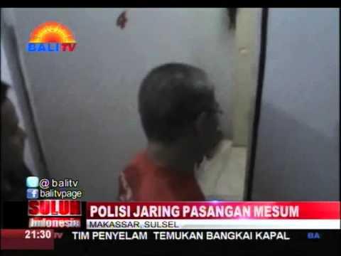 POLISI JARING PASANGAN MESUM