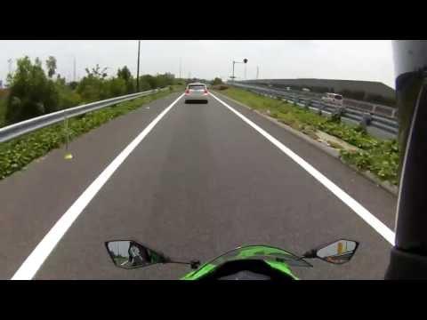 【Ninja300】バイクでブラブラしてみた#04