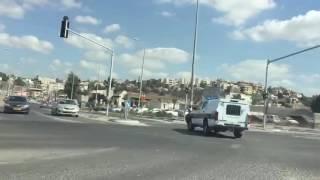 الشرطة تلاحق سائق دراجة نارية في وادي عارة
