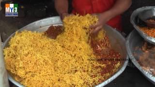 Peanut Sev - Sev Mixture - Indian Street Food
