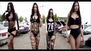 Dj Valdi feat Mohombi - Pretty Lady (Official Video)