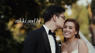 Nikki Gil and BJ Albert's Wedding: Right Time