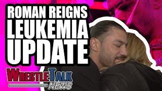 Roman Reigns Leukemia Update, WWE Block New Japan & JR | WrestleTalk News Nov. 2018