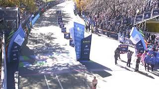 2018 NYC Marathon elite women finish