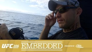 UFC 206 Embedded: Vlog Series - Episode 1