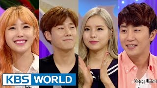 Hello Counselor - Hong Jinho, Jun Hyoseong, Kim Sungkyu & Lim Kim  (2015.03.02)